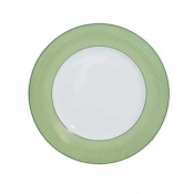 Pareo Green Dinner Plate