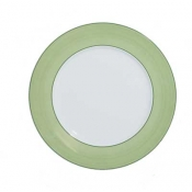 Pareo Green Buffet Plate