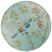 Raynaud Paradis Bread & Butter Plate - Turquoise