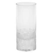 Moser Crystal Pebbles Highball - Clear