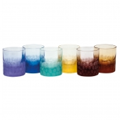 Moser Pebbles Shot Glass - Set 6