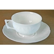 Hawthorne Tea Cup Extra Footed
