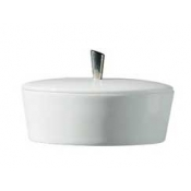 Hommage by Thomas Keller Covered Sugar Bowl / Porcelain Knob