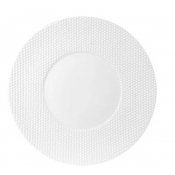 Caviar Buffet Plate White Gloss