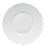 "Hommage by Thomas Keller Round Flat Platter 12.5"" Round Well"