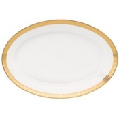 Trianon Gold  Oval Platter