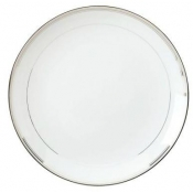 Excellence Grey  Round Cake Platter