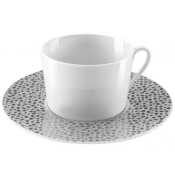 Coffee Cup & Saucer - 4 oz.
