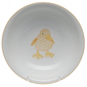 Herend Baby Bowl - Duckling