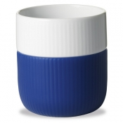 Royal Copenhagen Contrast Mug - Mega Blue - Set 4