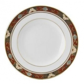 Royal Crown Derby Cloisonne Bread & Butter Plates - Set of 7