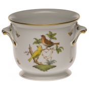 Herend Medium Cachepot - Rothschild Bird