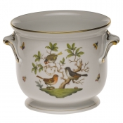 Herend Rothschild Bird Cachepot - Large