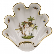 Large Shell Dish - Bird