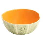 Mottahedeh Melon Bowl - Large