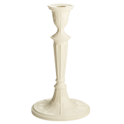 Mottahedeh White Oval Candlestick