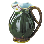 Mottahedeh Lotus Pitcher