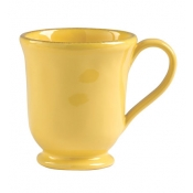 Saffron Footed Mug