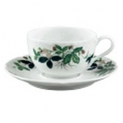 George Sand Cream Soup / Breakfast Cup Saucer