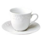 Philippe Deshoulieres  Coffee Saucer