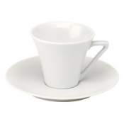 Seychelles White  Coffee Saucer