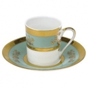 Corinthe  Coffee Saucer