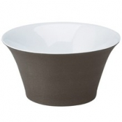 Galileum Graphite  Salad Bowl 24