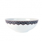 Dhara Peacock Salad Bowl