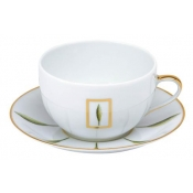 Toscane  Big Breakfast Saucer