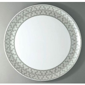 Silver Flat Cake Plate