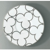 Silver Bread And Butter Plate N°2