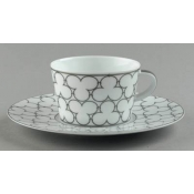 Silver Tea Cup Extra