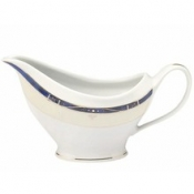 Scala Blue Gold Filet  Sauce Boat