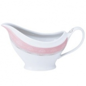 Margot Pink  Sauce Boat