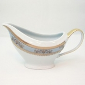 Orsay Powder Blue  Sauce Boat