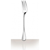 Perles Silverplate Serving Fork, Large
