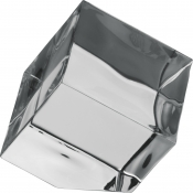 Cabot Angled Cube - 3.5 Inch