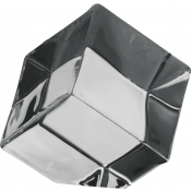 Cabot Angled Cube - 2.5 Inch
