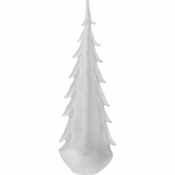 Simon Pearce Vermont Frosted Evergreen - 16""