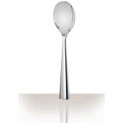 Vertigo Silverplate Flatware Serving Spoon, Large