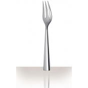 Vertigo Silverplate Flatware Serving Fork, Large