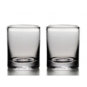 Simon Pearce Ascutney Whiskey Glass - Boxed Set of 2
