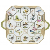 Herend Reserve Collection Birds of Herend Tray