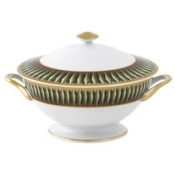 Jardins De Florence Philippe Deshoulieres Jardins De Florence Footed Soup Tureen With Lid