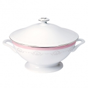 Margot Pink  Soup Tureen