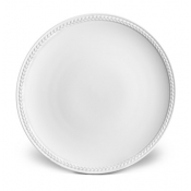 Soie Tressee White Bread + Butter Plate