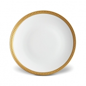 Soie Tressee Gold Bread + Butter Plate