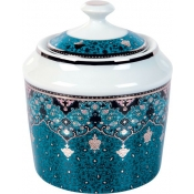 Dhara Peacock Sugar Bowl