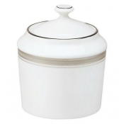 Excellence Grey  Round Sugar Bowl