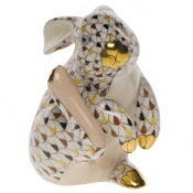 Scratching Bunny - Mosaics Collection